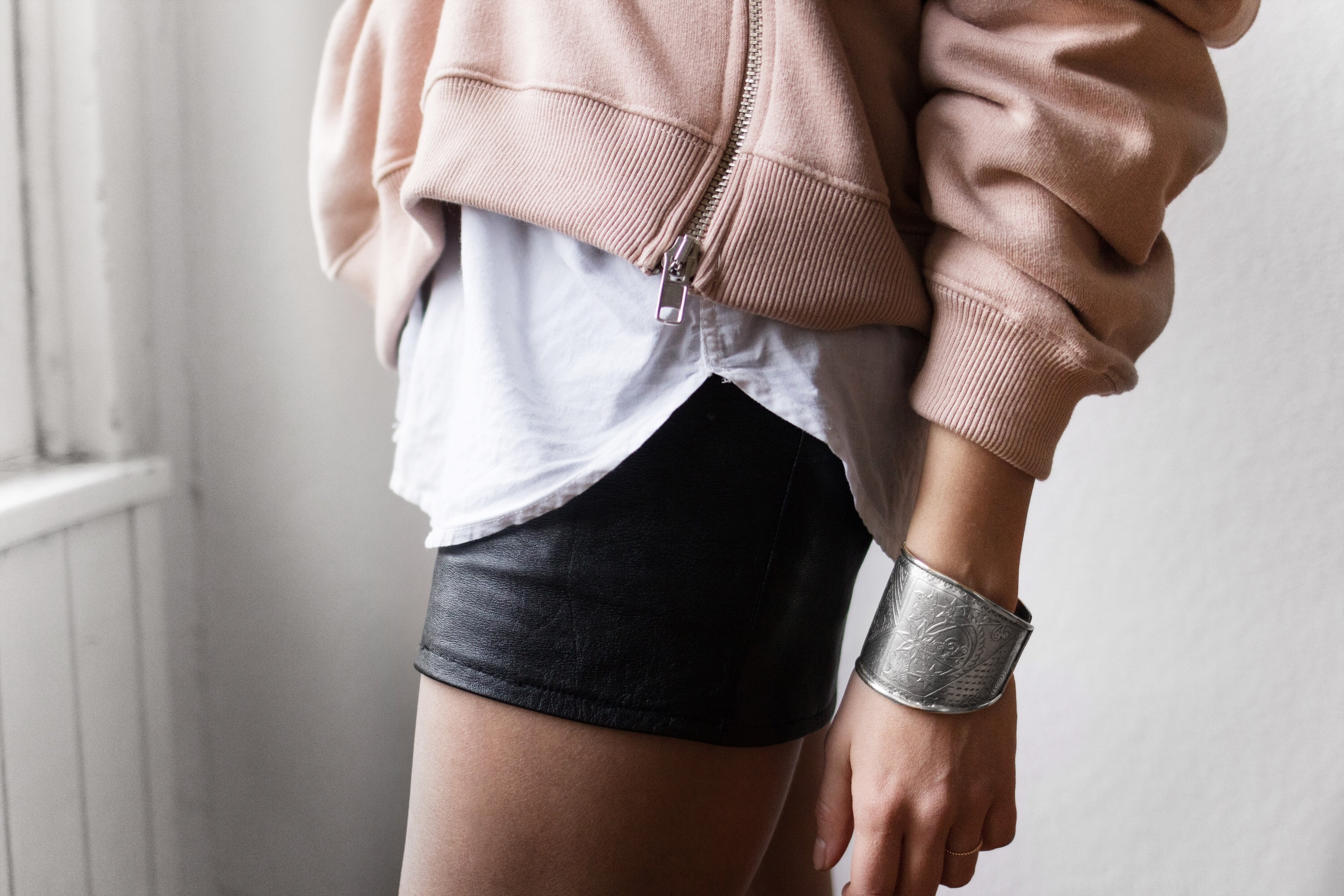 rose_sweater_leather_skirt_lenamarias.jpg